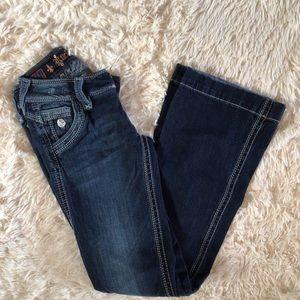 Rock Revival Elizabeth Wide Leg Jeans